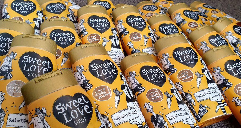 Sweet Love Sirup Gewinnspiel